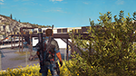 Just Cause 3 - Anti-Aliasing Example #001 - Off