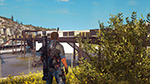 Just Cause 3 - Anti-Aliasing Example #001 - SMAA