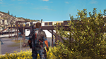 Just Cause 3 - Anti-Aliasing Example #001 - SMAA T2x