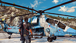 Just Cause 3 - Anti-Aliasing Example #002 - FXAA