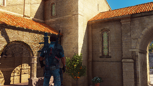 Just Cause 3 - Global Illumination Interactive Comparison #003 - On vs. Off