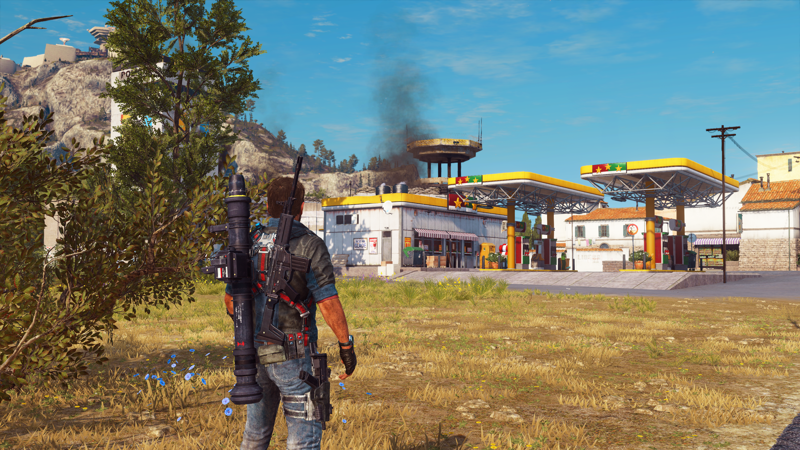 geforce just cause 3 nvidia dynamic super resolution interactive