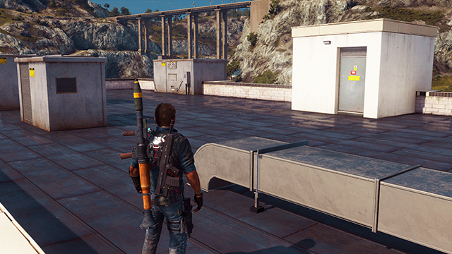 Just Cause 3 - Screen Space Reflections Interactive Comparison #003 - On vs. Off
