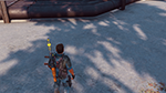 Just Cause 3 - Shadow Quality Example #001 - Low