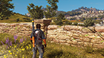 Just Cause 3 - Texture Quality Example #001 - Medium