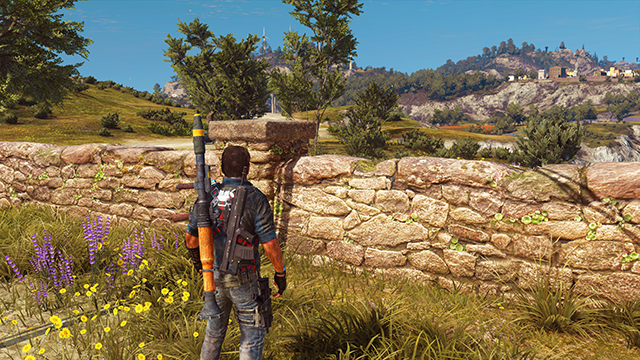 Just Cause 3 - Texture Quality Interactive Comparison #001 - Very High vs. Low