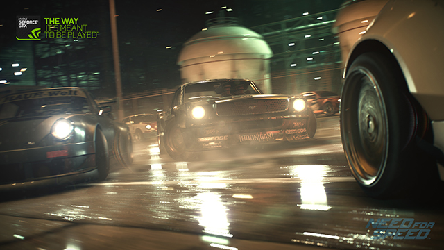Need For Speed Exclusive PC Screenshot