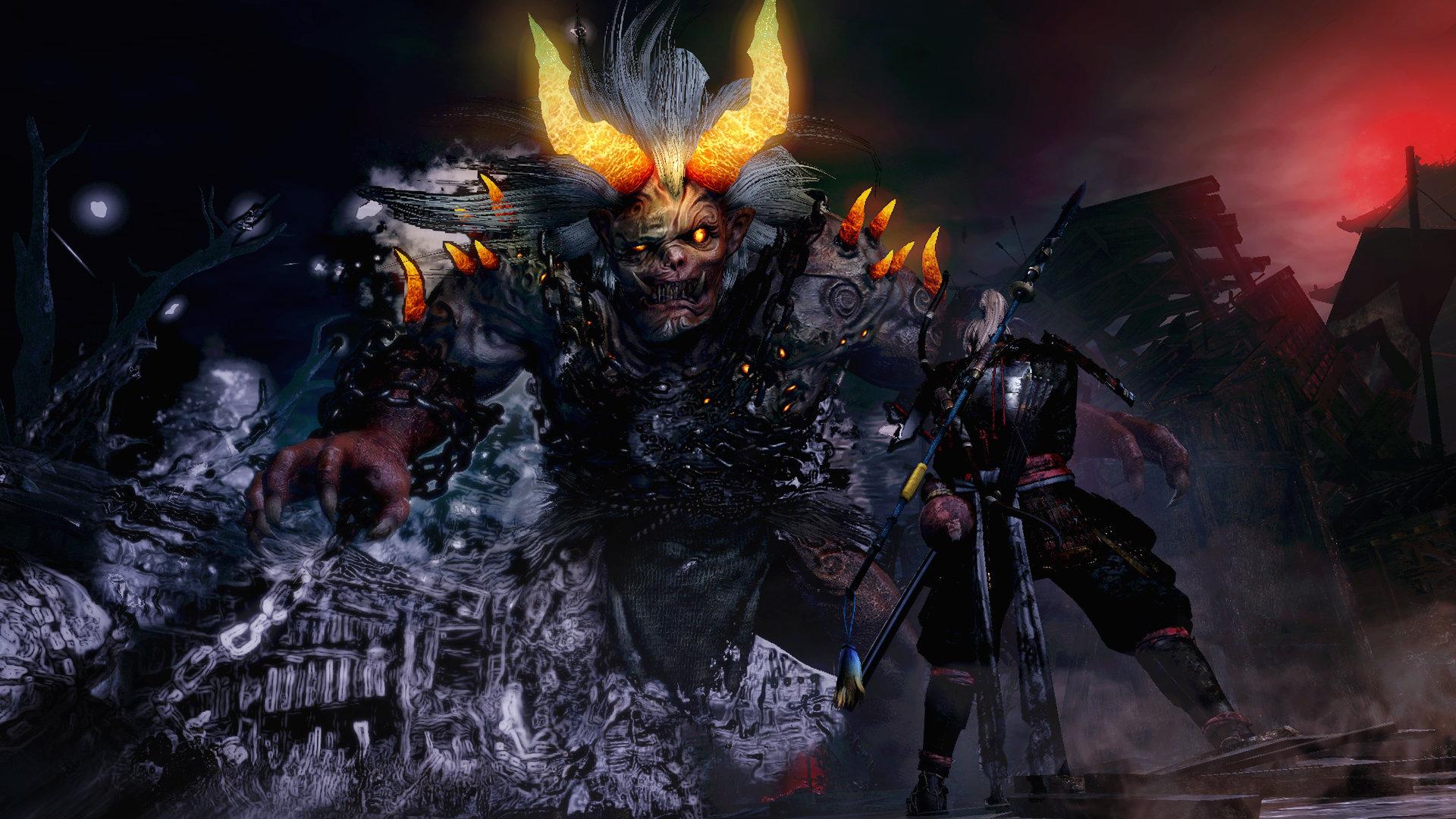 Samurai Action-RPG Nioh: Complete Edition เปิดตัวทางพีซีในวันที่ 7 พฤศจิกายน