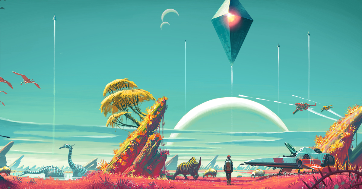 No Man S Sky Pc Graphics Settings Unveiled 4k