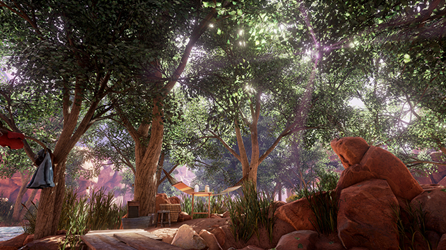 NVIDIA Ansel: Obduction Multi-View Freecam Screenshot Montage
