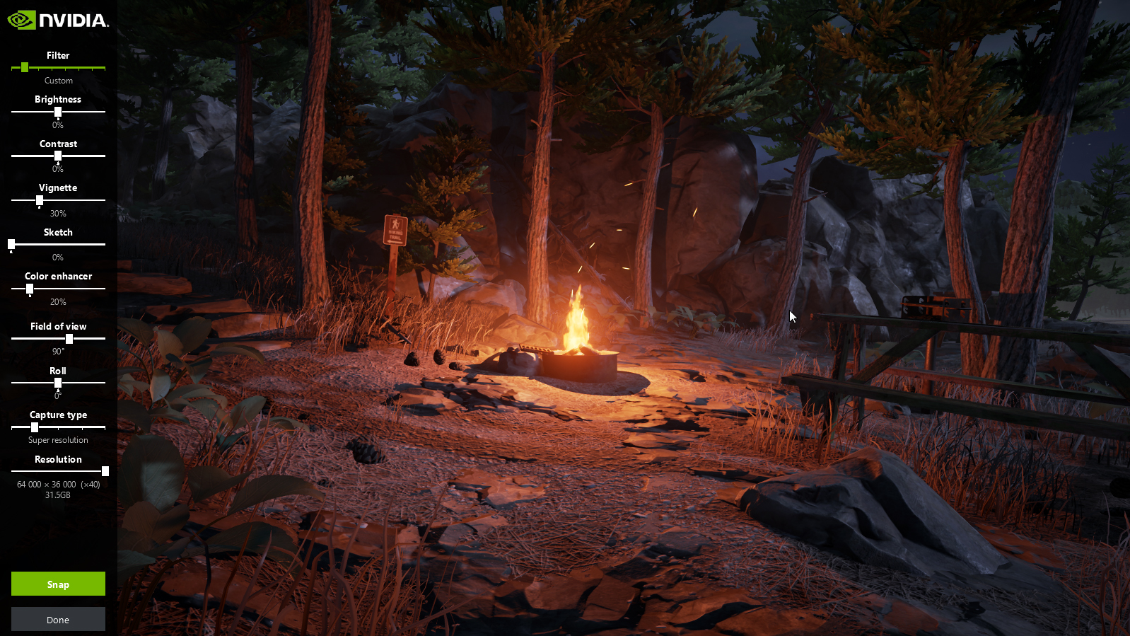 NVIDIA Ansel Available Now In Obduction