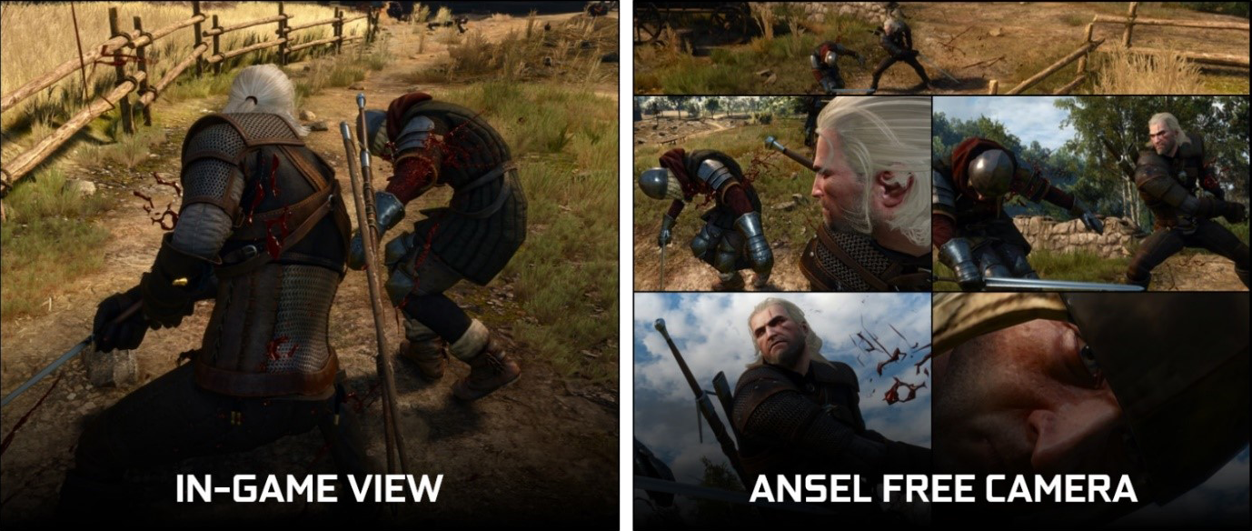NVIDIA Ansel Available Now In The Witcher 3   GeForce