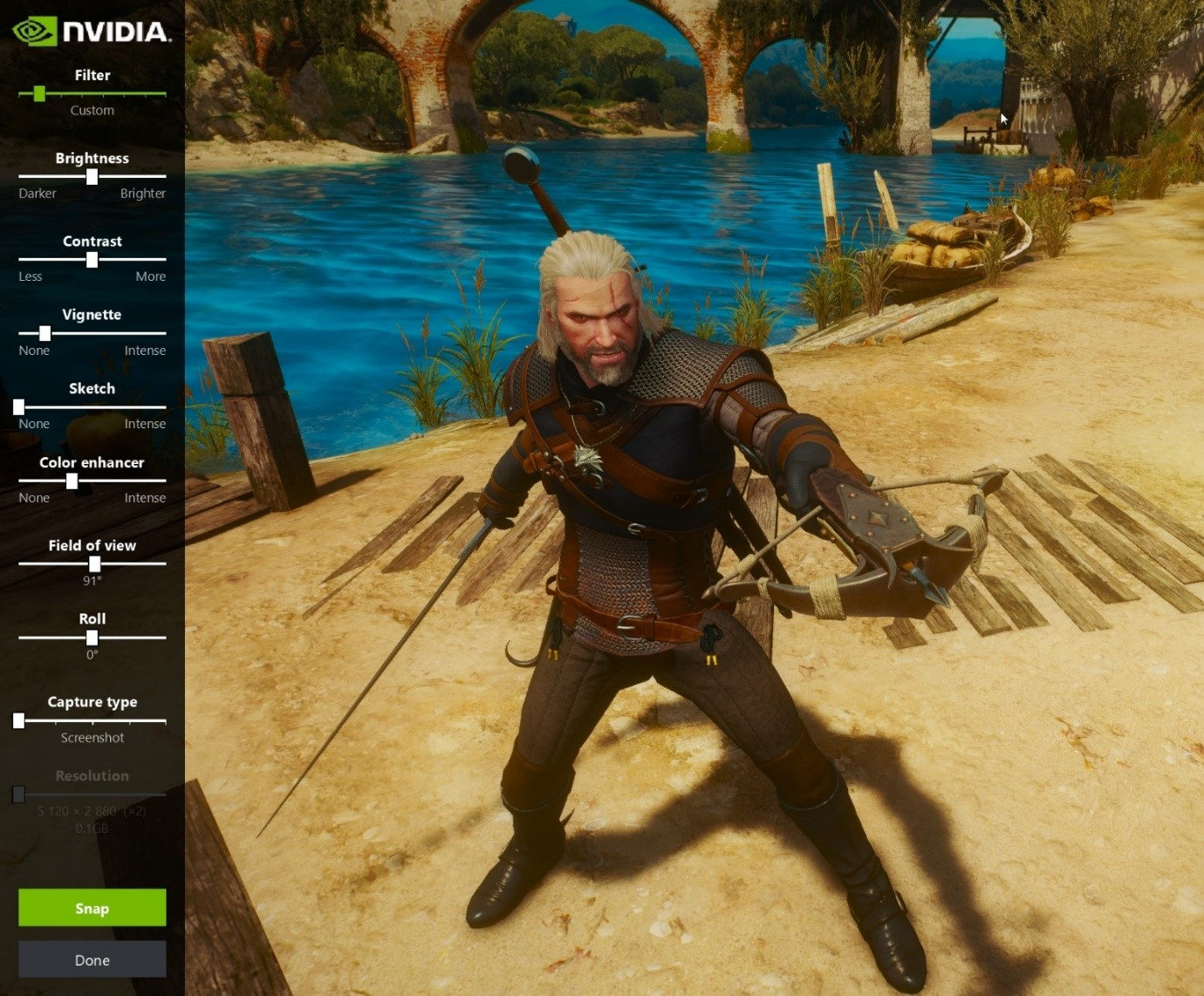 Nvidia ansel available now in the witcher 3 geforce solutioingenieria Image collections