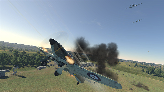 NVIDIA Ansel: War Thunder Multi-View Freecam Screenshot Montage