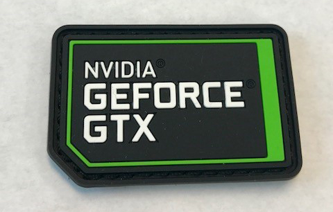 NVIDIA GeForce GTX BlizzCon 2017 Patch - Follow The Quest To Add It To Your Collection!