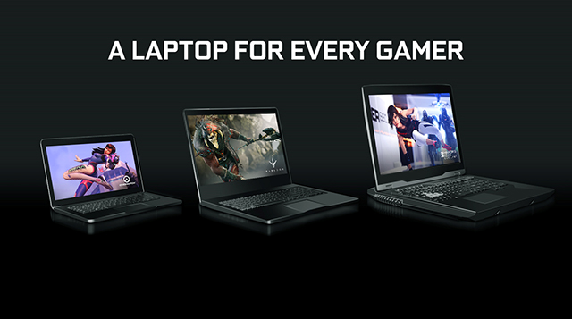 NVIDIA GeForce GTX 10-Series Laptops - A Laptop For Every Gamer