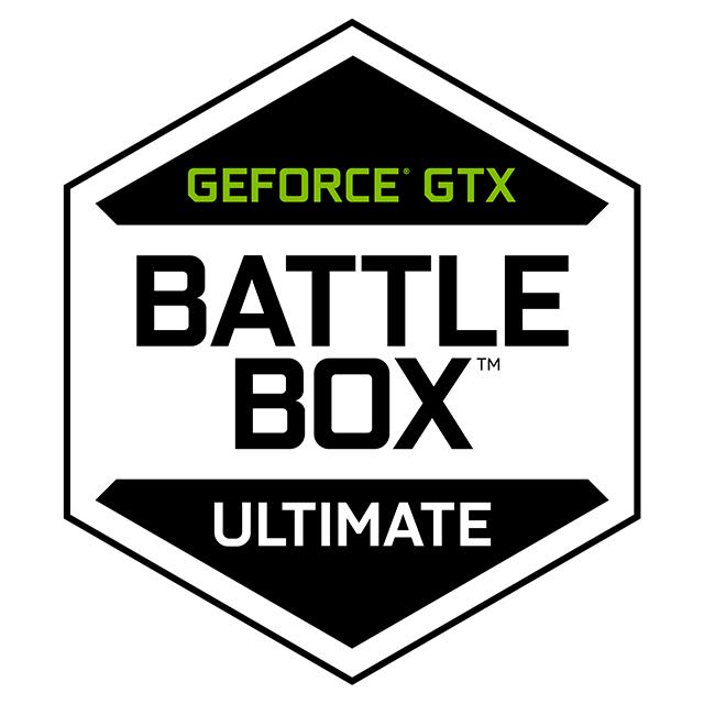 NVIDIA GeForce GTX Ultimate Battlebox PCs