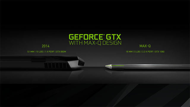 NVIDIA GeForce GTX Max-Q Design Philosophy Laptops: Max-Q ASUS 'Zephyrus' GX501 Features and Performance Compared To A 2014 Flagship Gaming Laptop