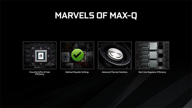 NVIDIA GeForce GTX Max-Q Design Philosophy Laptops: The Marvels of Max-Q