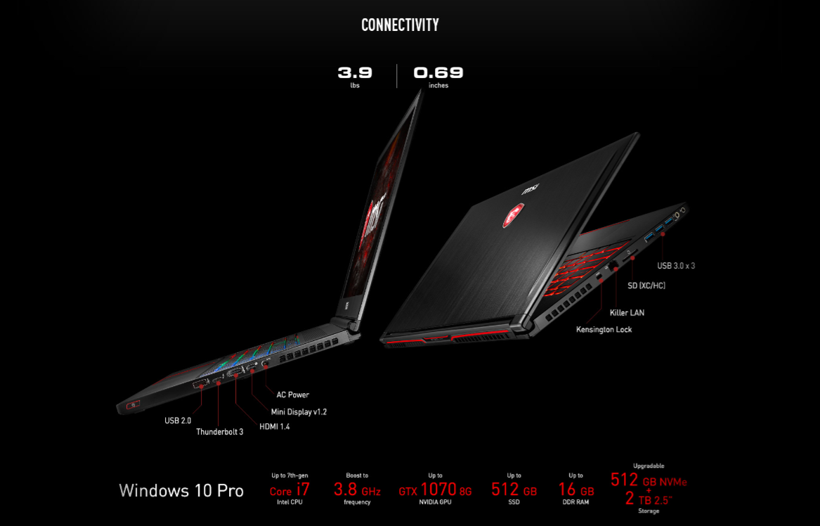 NVIDIA Max-Q Design-Philosophy Laptops Are Available Now