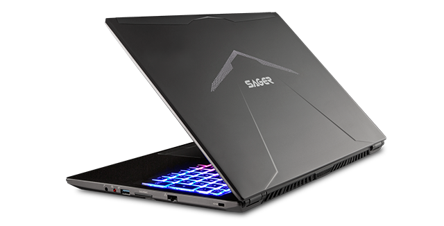 NVIDIA GeForce GTX Max-Q Design Philosophy Laptops: Sager NP8952 Max-Q Laptop Photo