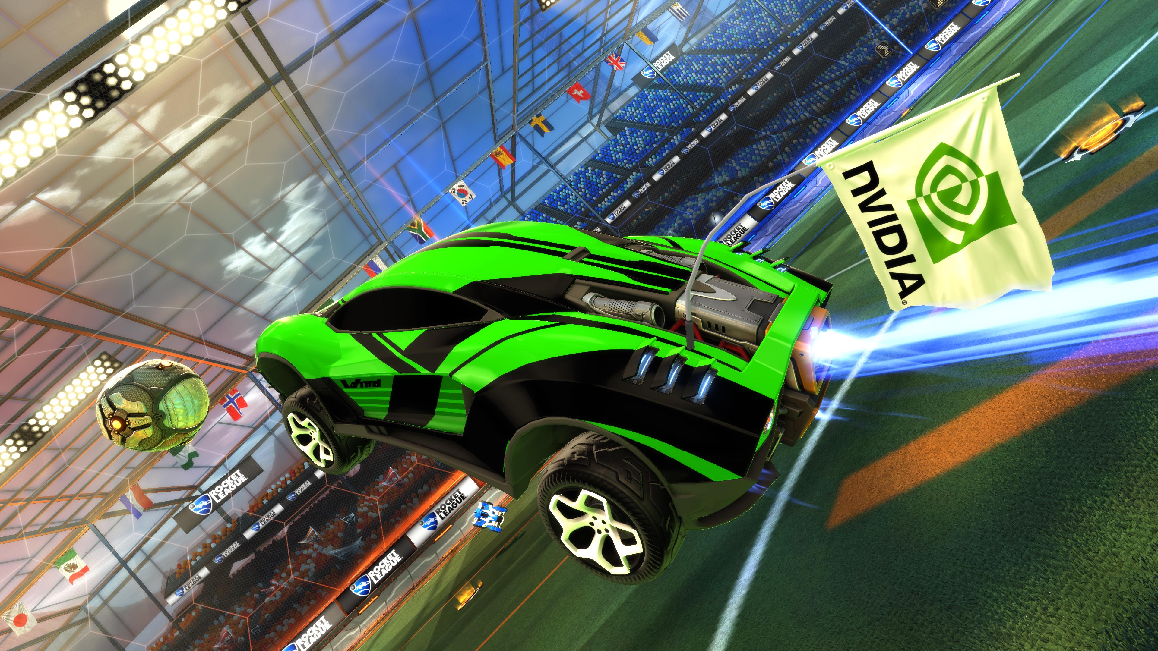 Rocket League GeForce GTX Bundle: Get The Game For Free