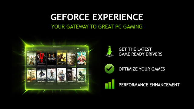 NVIDIA GeForce MX150 Laptops - GeForce Experience Support Out Of The Box