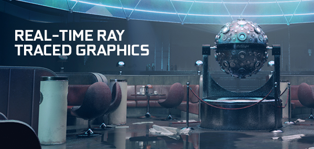 NVIDIA RTX: Real-Time Ray Tracing For Games