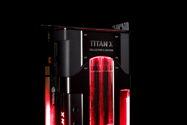 NVIDIA TITAN Xp Star Wars Collector's Edition - Galactic Empire GPU Photo #002