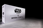 NVIDIA TITAN Xp Star Wars Collector's Edition - Jedi Order GPU Packaging Photo #003