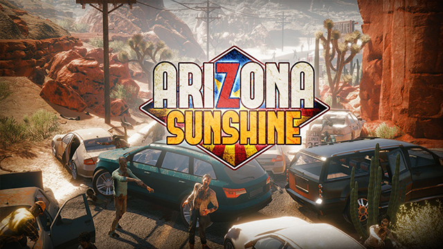 Oculus Touch Game Ready Game - Arizona Sunshine