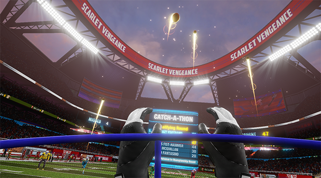 Oculus Touch Game Ready Game - VR Sports Challenge