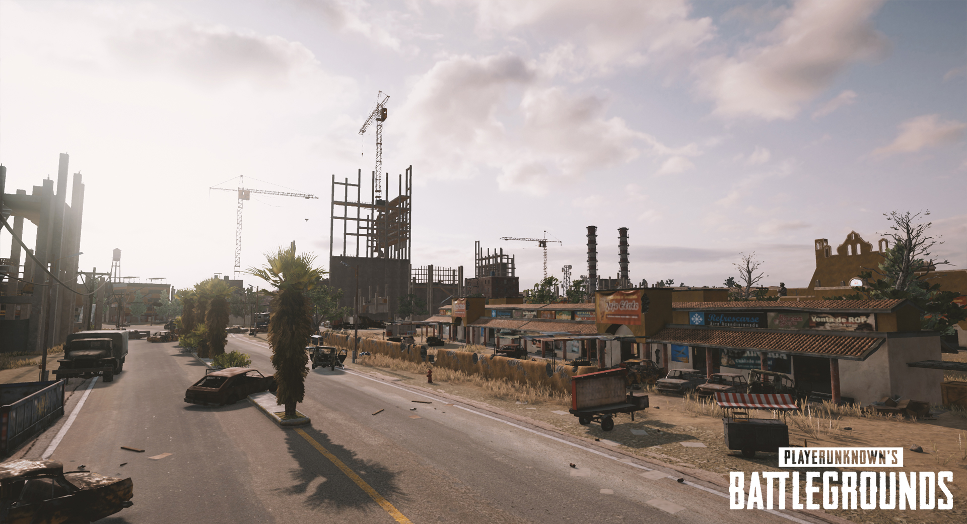 How To Enable Hd Graphics On Pubg Mobile Global Version: Check Out 5 New, Exclusive PUBG Desert Map Screenshots