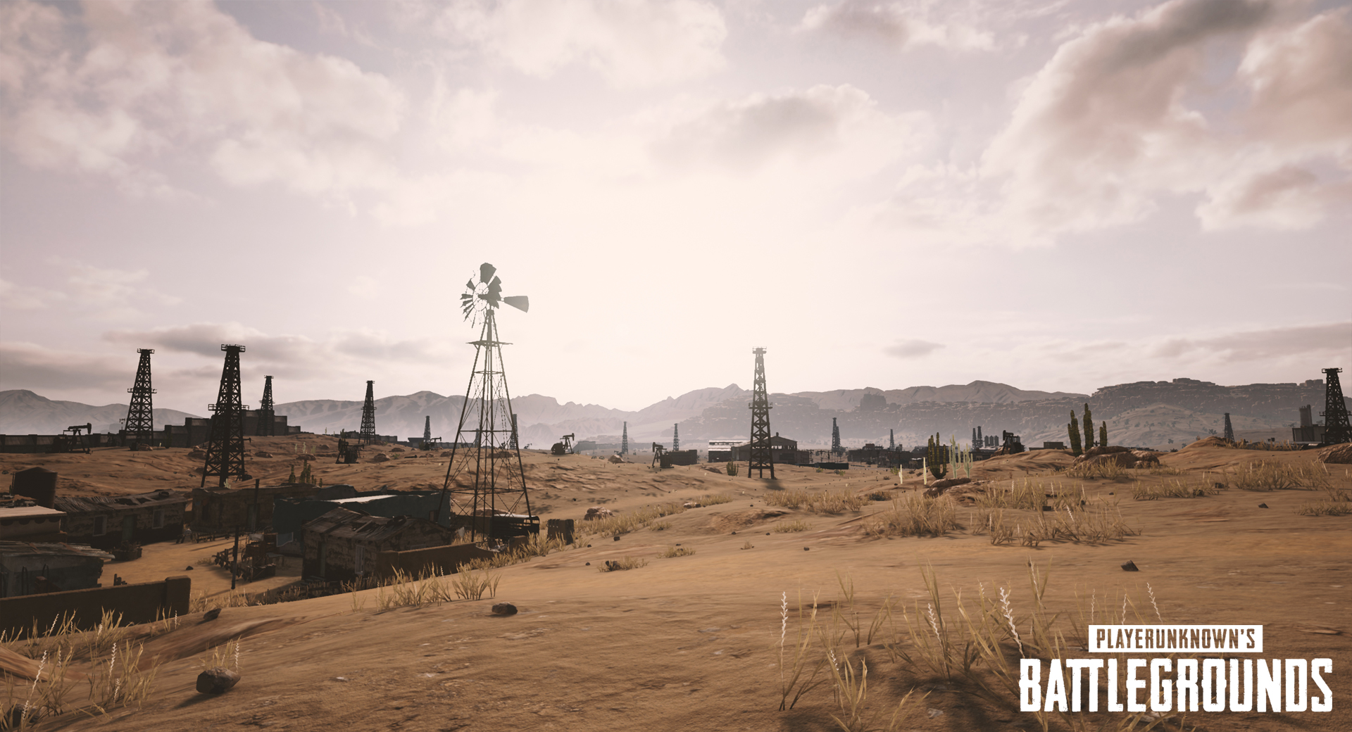 Playerunknown S Battlegrounds Maps Loot Maps Pictures: Check Out 5 New, Exclusive PUBG Desert Map Screenshots