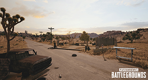 PlayerUnknown's Battlegrounds NVIDIA-Exclusive Desert Map Screenshot #004
