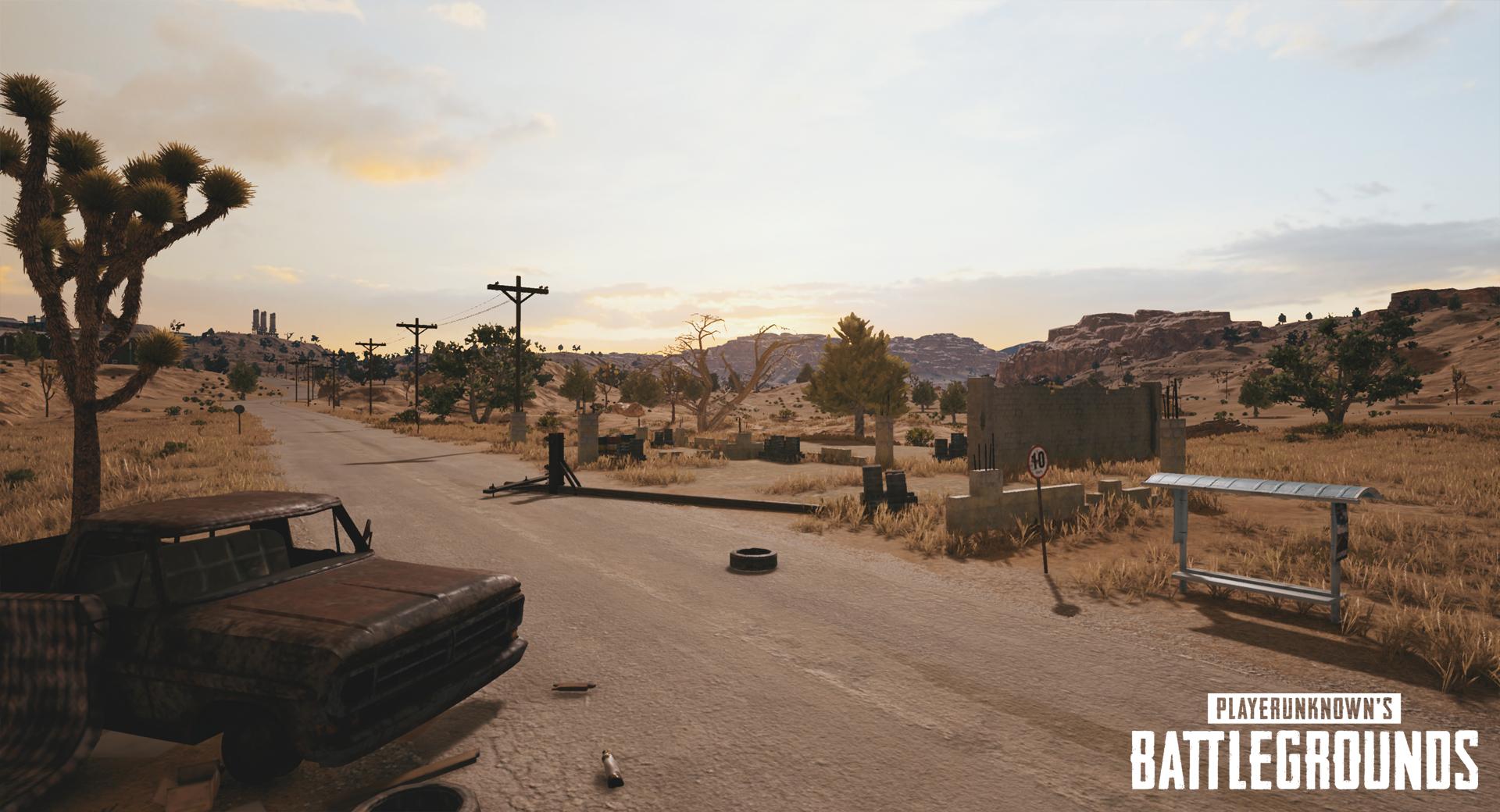 1920x1080 Playerunknowns Battlegrounds 5k Screenshot: Check Out 5 New, Exclusive PUBG Desert Map Screenshots