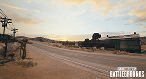 PlayerUnknown's Battlegrounds NVIDIA-Exclusive Desert Map Screenshot #005