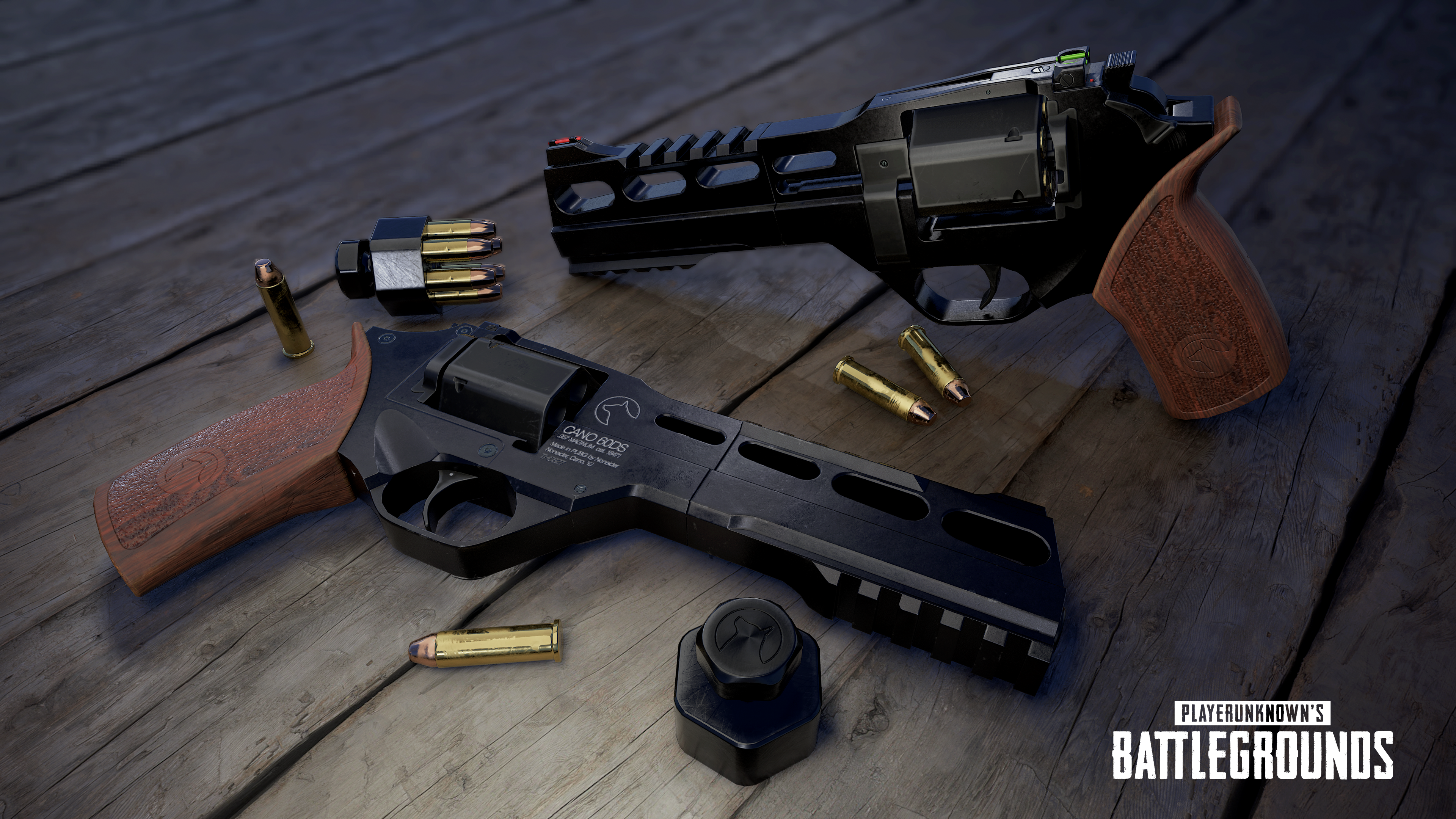 PUBG's Adding The R45 Revolver At Launch: Learn All About It