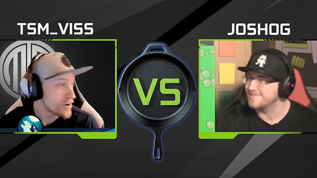 PUBG Versus GeForce GTX Match #1 between TSM Viss and Joshog