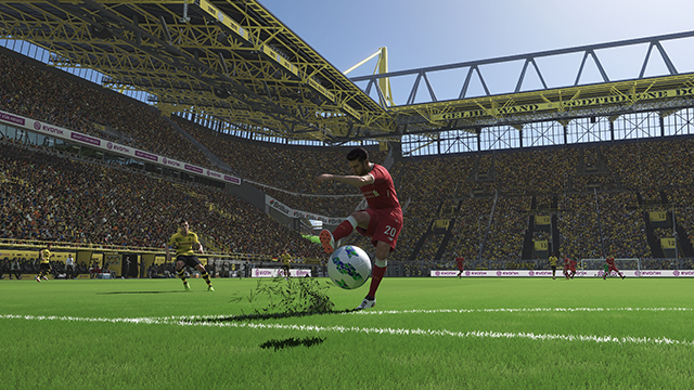 Pro Evolution Soccer 2018 NVIDIA Ansel 4K Screenshot