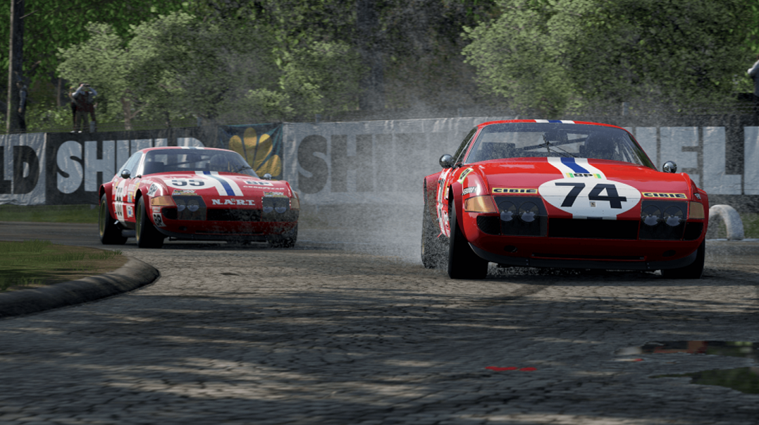 Project Cars 2 Races Onto The PC With 4K, 12K, HDR And VR Support