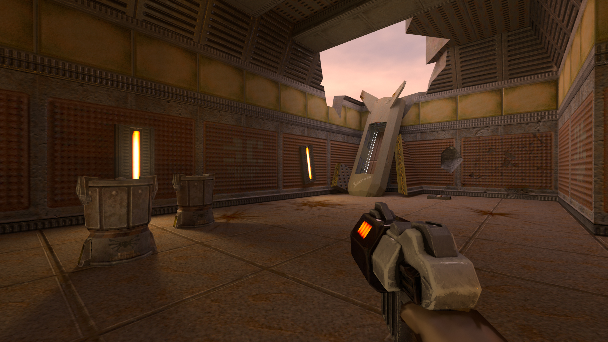 Quake II RTX Available On Windows and Linux June 6th