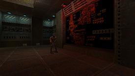 Quake II RTX - OpenGL (RTX OFF) Example #001