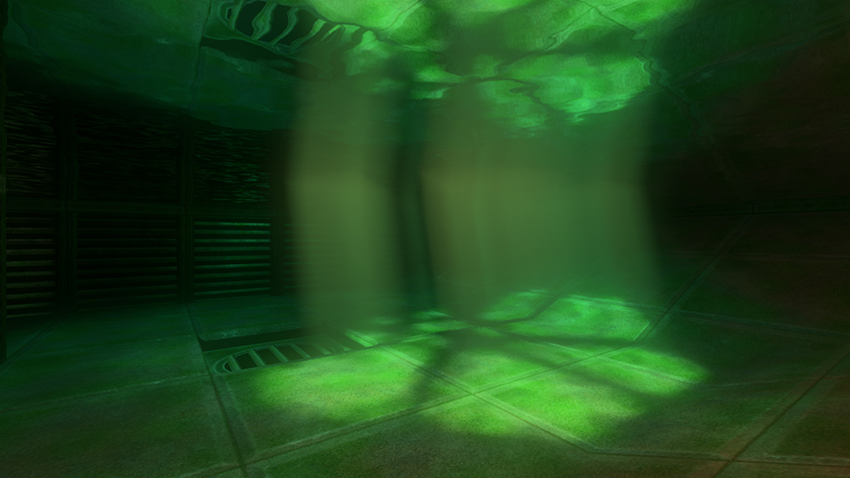 Quake II RTX Interactive Comparison #002 - Version 1.2 vs. Version 1.1
