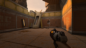 Quake II RTX - Version 1.1 Example #007