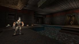 Quake II RTX - OpenGL (RTX OFF) Example #009