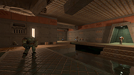 Quake II RTX - Version 1.1 Example #009
