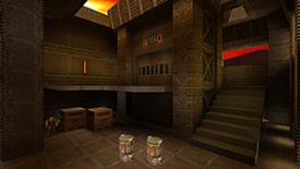 Quake II RTX - OpenGL (RTX OFF) Example #010