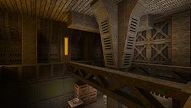 Quake II RTX - OpenGL (RTX OFF) Example #011