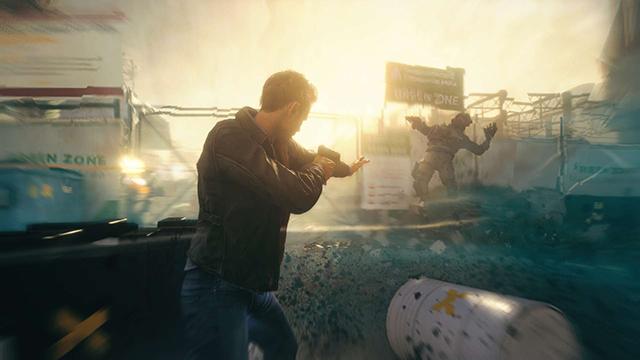 《量子裂痕 (Quantum Break)》PC 版發佈遊戲截圖畫面